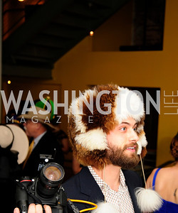 Ted Wolf,February 9,2013,Studio Theatre Mad Hat Gala .Kyle Samperton