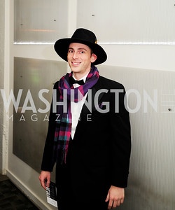 Kevin Moran,February 9,2013,Studio Theatre Mad Hat Gala .Kyle Samperton