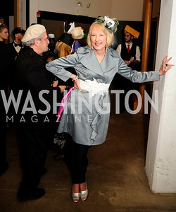 Lola Reinsch,February 9,2013,Studio Theatre Mad Hat Gala .Kyle Samperton