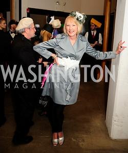Lola Reinsch,February 9,2013,Studio Theatre Mad Hat Gala .Kyle Samperton