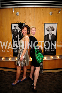 Phillipa Hughes,Cid Szegedy,February 9,2013,Studio Theatre Mad Hat Gala .Kyle Samperton