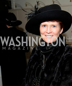 Jane Dunne,February 9,2013,Studio Theatre Mad Hat Gala .Kyle Samperton