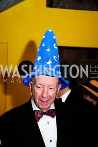 Jerry Sowalsky,February 9,2013,Studio Theatre Mad Hat Gala .Kyle Samperton