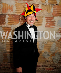 Gary Logan,February 9,2013,Studio Theatre Mad Hat Gala .Kyle Samperton