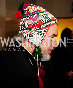 Tommy Smith,February 9,2013,Studio Theatre Mad Hat Gala .Kyle Samperton