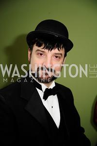 Paata Tskurishvili,February 9,2013,Studio Theatre Mad Hat Gala .Kyle Samperton