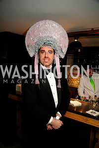 Jamie Bennett,February 9,2013,Studio Theatre Mad Hat Gala .Kyle Samperton