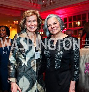 Debbie Birx, Julie Gerberding. Photo by Tony Powell. Susan G. Komen for the Cure Global Women's Cancer Summit. Fairmont Hotel. February 3, 2013