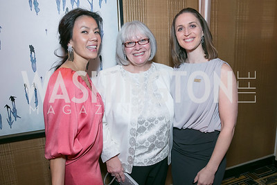 Mai Abdo, Judith Christian, Dvorah Waldman. Photo by Alfredo Flores. Taste of the Stars for Starlight Children's Foundation. Four Seasons. November 23, 2013.