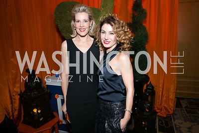 Elizabeth Kaufman, Severina Mladenova. Photo by Alfredo Flores. Taste of the Stars for Starlight Children's Foundation. Four Seasons