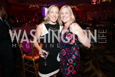 Samantha Wickwire, Rachael Schroeder. Photo by Alfredo Flores. Taste of the Stars for Starlight Children's Foundation. Four Seasons