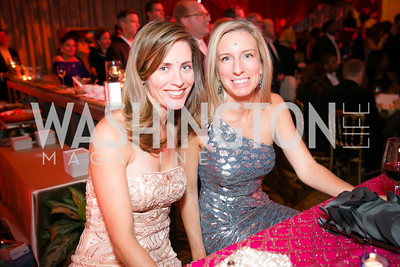 Heather Musser, Jennifer Lowe. Photo by Alfredo Flores. Taste of the Stars for Starlight Children's Foundation. Four Seasons. November 23, 2013