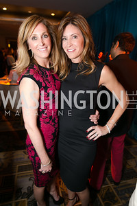 Maura Shannon, Ann Kane. Photo by Alfredo Flores. Taste of the Stars for Starlight Children's Foundation. Four Seasons. November 23, 2013.