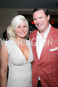 July Whitmer, Martin Whitmer. Photo by Alfredo Flores. Taste of the Stars for Starlight Children's Foundation. Four Seasons. November 23, 2013