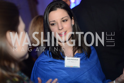 Julia Hellmich,  Teach For America Gala, Omni Shoreham, March 11, 2013, Photo by Ben Droz,