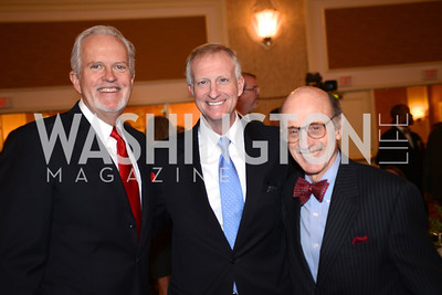 Jack Davies, Jack Evans, Finlay Lewis, Teach For America Gala, Omni Shoreham, March 11, 2013, Photo by Ben Droz,