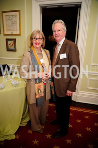 Cathy Tinsley,Tom Tinsley,February 11,2013,Teach for America Cocktails and Conversation,Kyle Samperton
