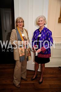 Cathy Tinsley,Caroline Croft,February 11,2013,Teach for America Cocktails and Conversation,Kyle Samperton