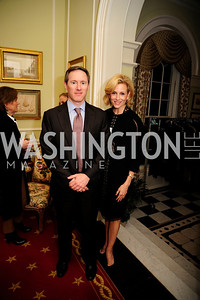 Hayes Nuss,Katherine Bradley,February 11,2013,Teach for America Cocktails and Conversation,Kyle Samperton