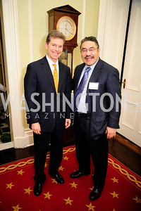 Jeff Weiss,Bob Hisaoka,February 11,2013,Teach for America Cocktails and Conversation,Kyle Samperton