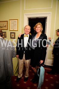 Bill Conway,Diana Conway,February 11,2013,Teach for America Cocktails and Conversation,Kyle Samperton
