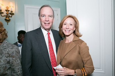 Gregg Petersmeyer, Anne Jacobski. Photo by Alfredo Flores. Teach for America Gala Cocktail Event. The home of Deborah Lehr and John Rogers. November 13, 2013.