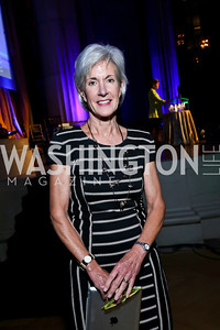Secretary Kathleen Sebelius. Photo by Tony Powell. WL The Children's Inn at NIH 25th Annual Congressional Gala. Mellon Auditorium, October 1, 2013