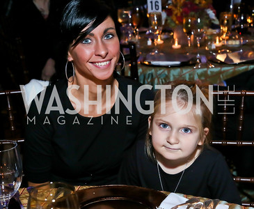 Daniele Indelicato and Isabella Smith. Photo by Tony Powell. WL The Children's Inn at NIH 25th Annual Congressional Gala. Mellon Auditorium, October 1, 2013