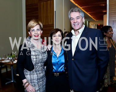 Adrienne Arsht, Lady Westmacott and British Amb. Peter Westmacott. Photo by Tony Powell. 2013 Kennedy Center Honors George Stevens Brunch. Mandarin Oriental. December 8, 2013