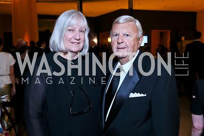 Diane Patrick, Amb. Gil Robinson. Photo by Tony Powell. The 2013 Points of Light Tribute Awards. Italian Embassy. October 11, 2013