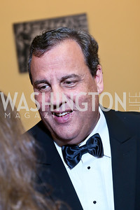Civic Honoree New Jersey Gov. Chris Christie. Photo by Tony Powell. The 2013 Points of Light Tribute Awards. Italian Embassy. October 11, 2013