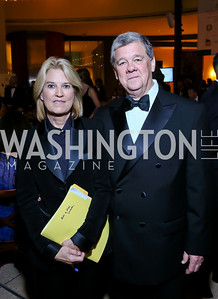 Greta Van Susteren and John Coale. Photo by Tony Powell. The 2013 Points of Light Tribute Awards. Italian Embassy. October 11, 2013