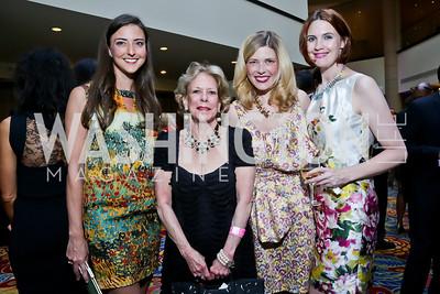 Kate Michael, Mary Bird, Allison Priebe Brooks, Stephanie Green. Photo by Tony Powell. 2013 RAMMY Awards. Marriott Wardman Park. June 23, 2013