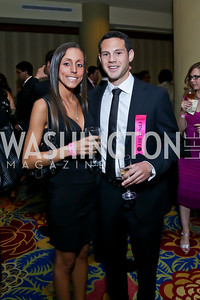 Kori Sarubin, Mike Attman. Photo by Tony Powell. 2013 RAMMY Awards. Marriott Wardman Park. June 23, 2013