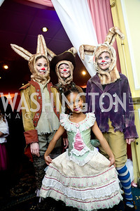Photo by Tony Powell. The 2013 Washington Ballet Nutcracker Tea. Willard Hotel. December 15, 2013