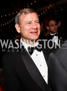 Chief Justice John Roberts. Photo by Tony Powell. 2013 Opera Ball. Villa Firenze. April 6, 2013