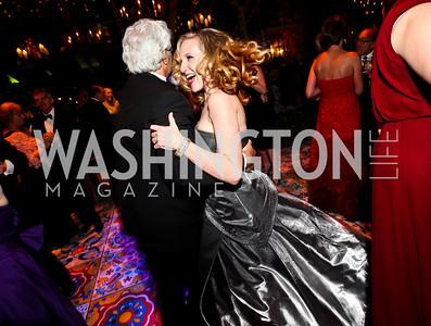 Jay and Katie Ele. Photo by Tony Powell. 2013 Opera Ball. Villa Firenze. April 6, 2013