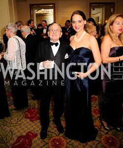 Allen Lewin,Bassima  Alghussein,January 11,2013,The 43rd Russian  New Year's Eve Gala,Kyle Samperton