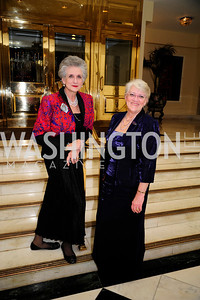 Countess Suzanne Tolstoy,Princess Marina Poutiatine,January 11,2013,The 43rd Russian  New Year's Eve Gala,Kyle Samperton