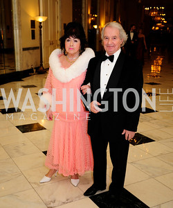 Lora Matross,Yuri Matross,January 11,2013,The 43rd Russian  New Year's Eve Gala,Kyle Samperton