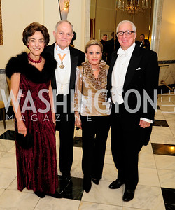 Bonnie Wilson,Ed Wilson,Vibeke Lofte,Eric Fraunfelter,January 11,2013,The 43rd Russian  New Year's Eve Gala,Kyle Samperton