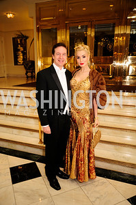 Paul Lee,Ioana Lee,,January 11,2013,The 43rd Russian  New Year's Eve Gala,Kyle Samperton
