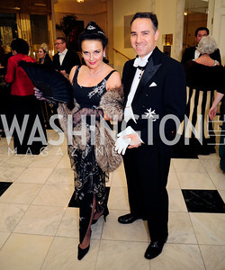 Rhoda Septilici,, Kip Guen,January 11,2013,The 43rd Russian  New Year's Eve Gala,Kyle Samperton