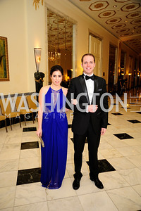 Laya Heredia,Fernando Heredia,,January 11,2013,The 43rd Russian  New Year's Eve Gala,Kyle Samperton