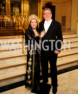 Celene Von Dutzman, Daryl Litwin,,January 11,2013,The 43rd Russian  New Year's Eve Gala,Kyle Samperton