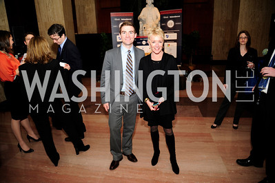 Ben Fishel,Linda Douglass,,February 12,2013,The Atlantic  and National Journal Toast to the 113th Congress,Kyle Samperton
