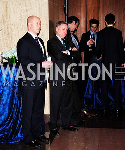 Ron Schmelzer,Kirk Monroe,February 12,2013,The Atlantic  and National Journal Toast to the 113th Congress,Kyle Samperton