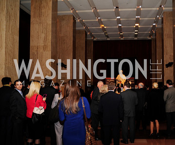 The Atlantic  and National Journal Toast to the 113th Congress, February 12,2013,Kyle Samperton