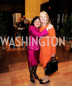 Rep.Ann Kuster,Nini Johnson,February 12,2013,The Atlantic  and National Journal Toast to the 113th Congress,Kyle Samperton