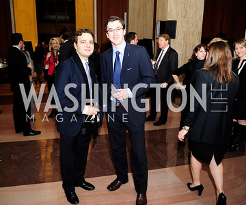 Peter Nonis,Artur Orkisz,February 12,2013,The Atlantic  and National Journal Toast to the 113th Congress,Kyle Samperton